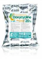 Доксициклин 20%  1 кг