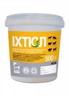Ихтиол ветеринарный 500 мл (чистый)