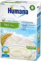 Молочная каша Humana рисовая 200 гр.
