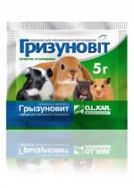 Витамины Грызуновит 5 г O.L.KAR