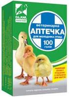 Ветаптечка для молодняка птиці 100 голів