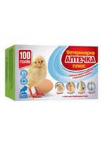 Ветаптечка плюс для молодняка птицы 100 голов