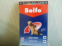 Ошейник Больфо 66 см для собак от блох Bayer