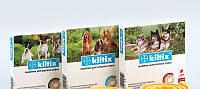 Ошейник Килтикс 35 см для маленьких собак от блох Bayer (Kiltix)