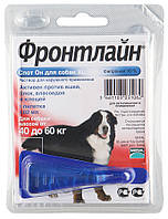 Капли Фронтлайн спот он д/собак 40-60 кг 1 пипетка