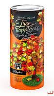 "Набор для творчества ""TREE OF HAPPINESS"", дерево из паеток, в тубе 22*9см (12шт)(11723)"