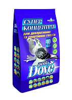 Корм Суперконцентрат для спортивных и декоративных голубей 10 кг Профи Дав