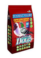 Корм Суперменю для спортивных и декоративных голубей 10 кг Профи Дав