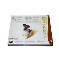 Стронгхолд (Stronghold) для собак 5-10 кг, 3 пипетки