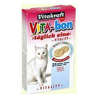 Витамины VITA-BON №31 для кошек Vitakraft