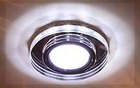 Точечный светильник Feron 8060-2 с LED подсветкой