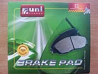Колодки тормозные передние Chery Kimo  S21 Uni-brakes (Китай)