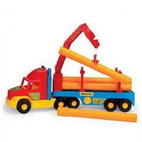 """Строительная машинка """"Super Truck"""", в кор. 79*28см, ТМ Wader (3шт)(36540)"""
