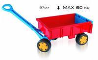 "Тележка ""Gigant Truck"", 46*25*30см, ТМ Wader (3шт)(10950)"