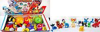 """Фигурка """"Pokemon Go"""", ловушка-шарик, 8см, ЦЕНА ЗА УП., В УП. 8ШТ, в кор. 29*13*7см (72уп/576шт)(BT-PG-0011)"""