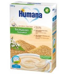 Безмолочна каша Humana гречана 200 гр.