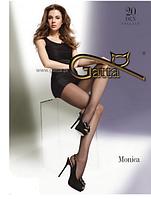 Колготы GATTA MONICA 20 ден (черный, бежевый)