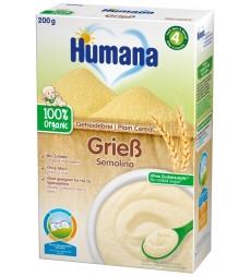 Безмолочная каша Humana пшеничная 200 гр.