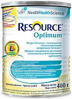 Nestle Resource Optimum специальное питание 400г Суміш суха