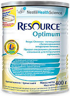 Nestle Resource Optimum специальное питание 400г (с 7 лет и для взрослых)