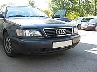 Реснички на фары Audi A6 C4
