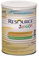 Nestle Resource Junior специальное питание (с ванилью) 400г 12м+)