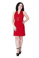 Трикотажное платье, 44-46