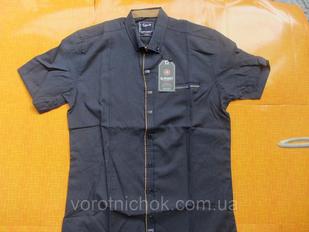 Чоловіча сорочка Gport - короткий рукав