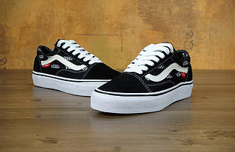 Мужские кеды Vans Old Skool PRO, vans old school, ванс олд скул, фото 3