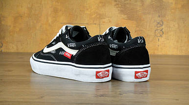 Мужские кеды Vans Old Skool PRO, vans old school, ванс олд скул, фото 2