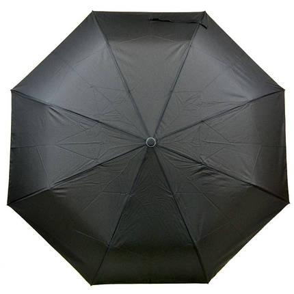 Зонт Автомат Мужской понж Susino 3411B black, фото 2