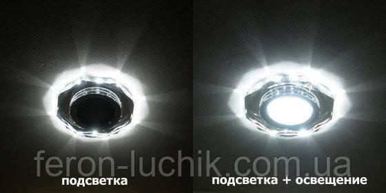 Высококачественный светильник 8020-2 MR16 Led обладает креативным дизайном и впишется в любой современный интерьер. С помощью него можно создать как полноценное освещение, так и мягкую приглушенную подсветку.