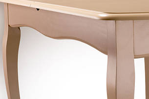 Стол раскладной Премьер шпон 1300(1700)*800, фото 2