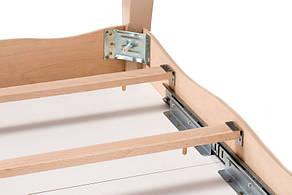 Стол раскладной Премьер шпон 1300(1700)*800, фото 3