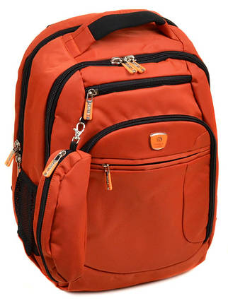 Рюкзак Городской нейлон Power In Eavas 5143 orange, фото 2