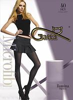 Колготки GATTA ROMINA 40 ден бедровки микрофибра (черный, кофейный, бежевый, телесный) (2; 3; 4)