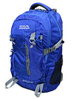 Рюкзак Туристический нейлон Royal Mountain 8461 blue