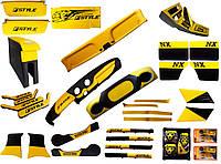 Полный тюнинг салона ВАЗ 2101 - 2107 желтый