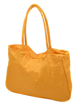 Сумка Женская Пляжная текстиль Podium /1331 yellow, фото 2