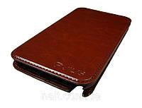 "Чехол Samsung N7100, ""Jilis"" Brown, фото 1"