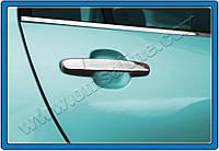 Накладки на ручки Toyota Camry SD (2006-) 4-дверн. нерж. Omsa