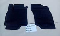 Коврики передние Politepa Mitsubishi Lancer (9) 04-, Mitsubishi Outlander 03- 2шт. (LUX) - 15484