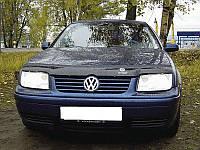 Дефлектор капота, мухобойка Volkswagen Bora с 1998 г.в. VIP