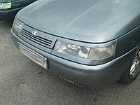 Реснички на фары ВАЗ 2110, 2111, 2112 стеклопластик (Orticar)