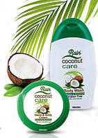 Крем для рук и тела с маслом кокоса Rain Coconut Care