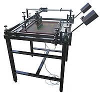 Печатный станок с вакуумным столом