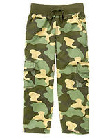 Детские брюки милитари для мальчика 4 года