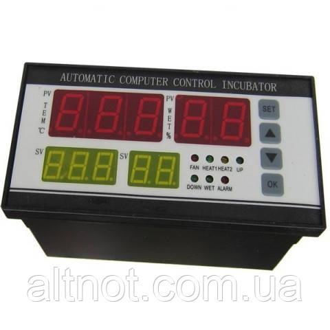 Контроллер ХМ-18 (оригинал две платы) для инкубатора, автоматический.