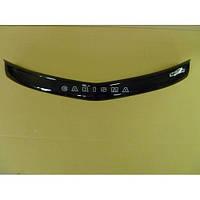 Дефлектор капота, мухобойка Mitsubishi Carisma с 1996-2000 г.в. ( до ресталинга) VIP