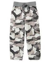 Детские брюки милитари для мальчика  3 года